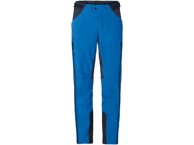 VAUDE Qimsa II - Pantalón largo Hombre - azul